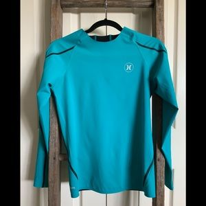 Hurley Men's Phantom Compression Surf Shirt (Med)